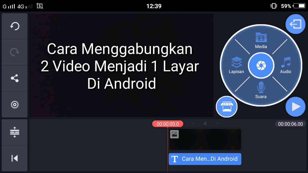 12 Cara Menggabungkan 2 Video Menjadi 1 Layar Di Android