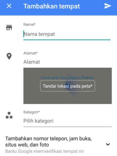 Cara Mendaftarkan Alamat Rumah Di Google Map Lewat HP 2021