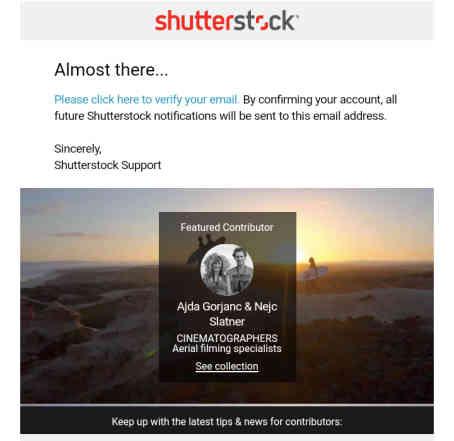 8 Cara Daftar Shutterstock Contributor 2021, Auto Approve