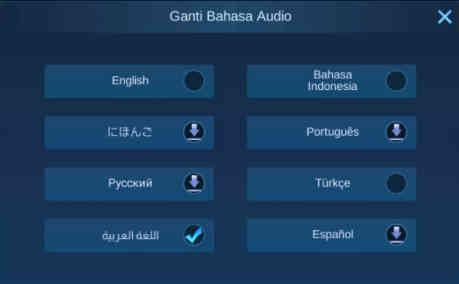 √ Cara Mengganti Suara Hero Di Mobile Legends Ke Bahasa Indonesia