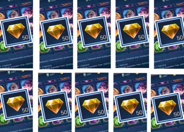 6 Cara Menggunakan Diamond Kuning ML, Auto Sultan