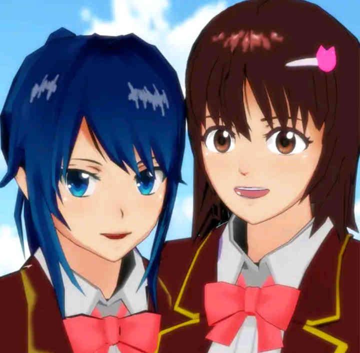 Nama Untuk Karakter Game Sakura School Simulator Yang Bagus
