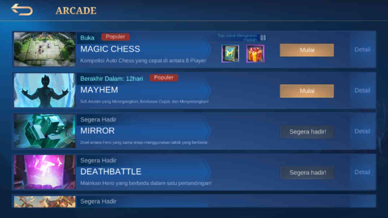 Begini Cara Main Mode Mayhem Mobile Legends, Auto Barbar