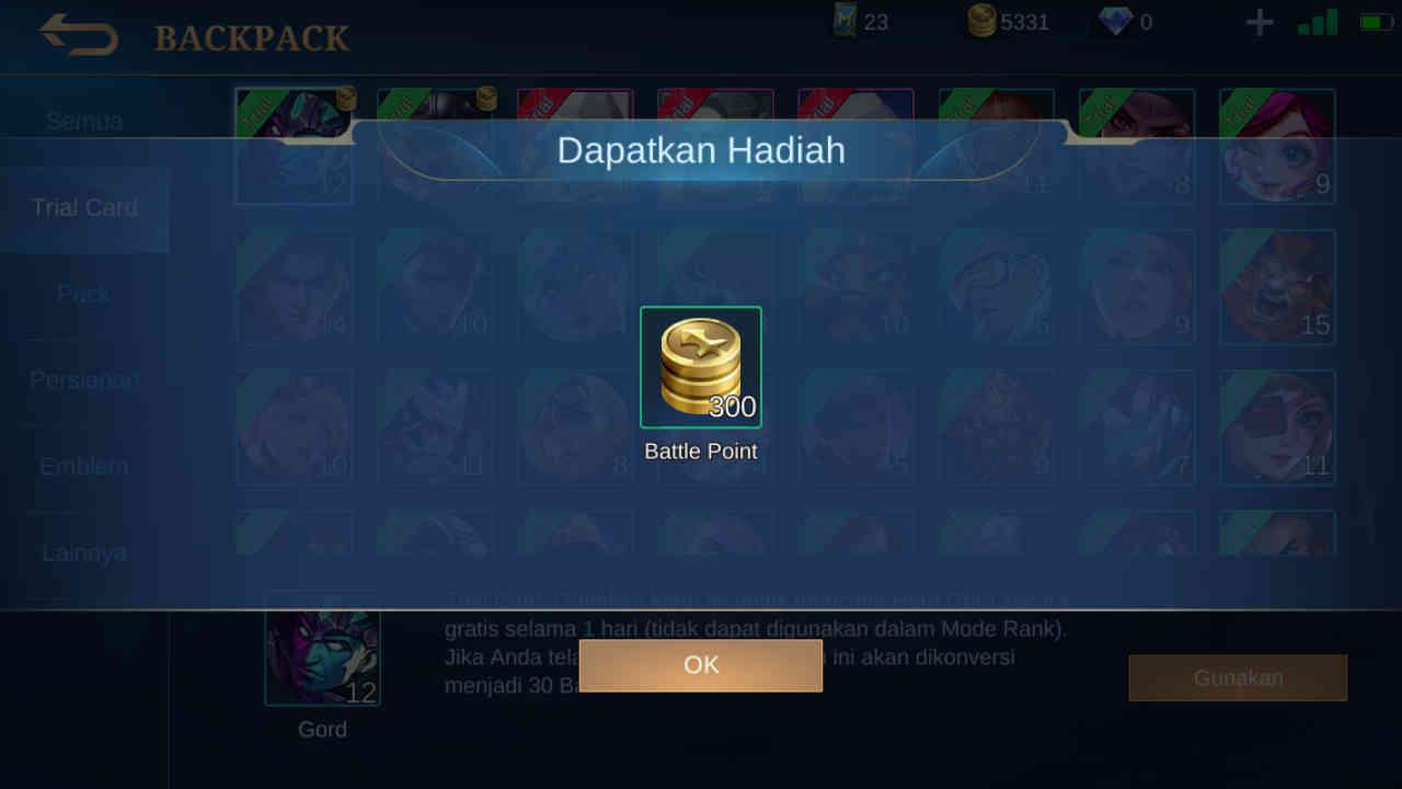 9 Cara Menjual Hero Di Mobile Legend 2021, Langsung Terjual
