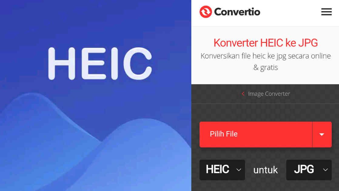 2 Cara Membuka File HEIC Di HP Android, Auto Work