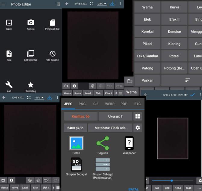 2 Cara Memperkecil Ukuran Foto Di Android Dalam 1 Menit