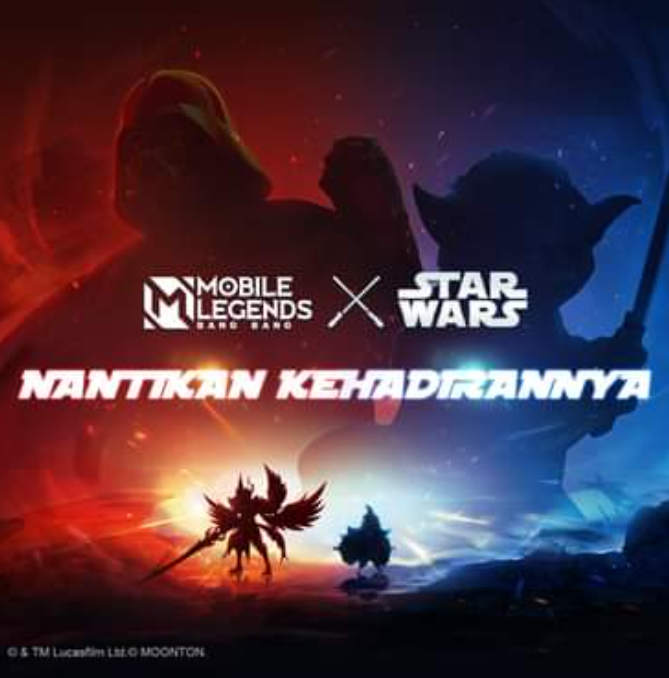Mobile Legends X Star Wars? Baca Disini