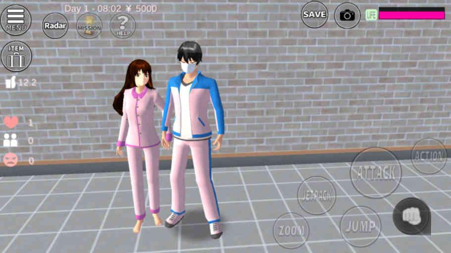 10 Cara Memiliki Pacar Di Sakura School Simulator, Gampang Banget