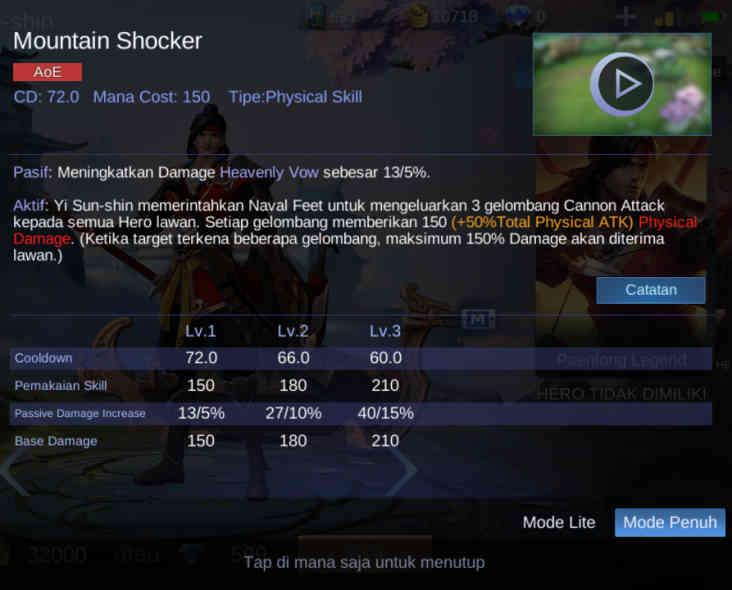 Apa itu Mountain Shocker ML? Berikut Penjelasannya