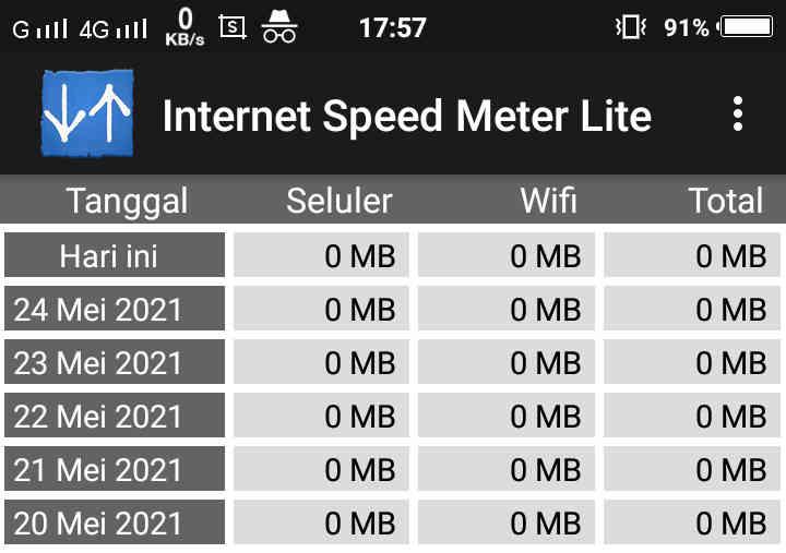 2 Cara Menampilkan Kecepatan Internet Di Xiaomi 2021, Auto Work