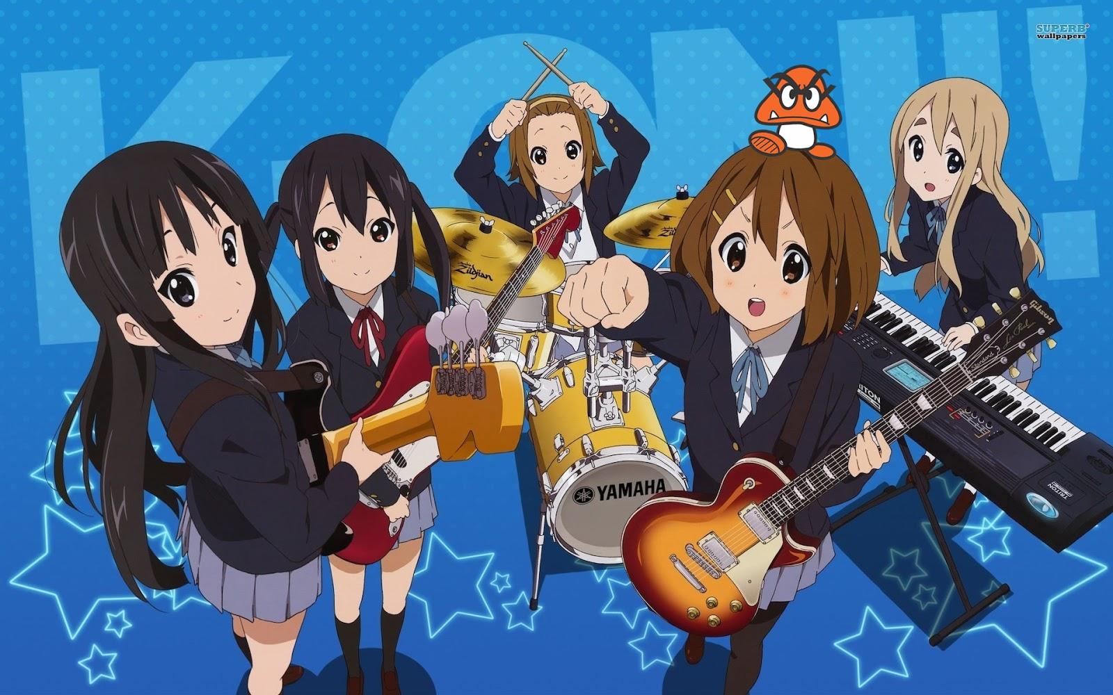 5 Rekomendasi Anime Slice of Life Terbaik