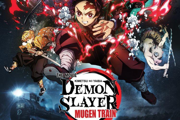 Kimetsu No Yaiba the Movie: Mugen Train Segera Tayang di iQIYI