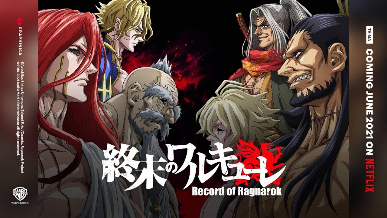 Hindari Kontroversi, Anime 'Record of Ragnarok' Ditarik dari Netflix India